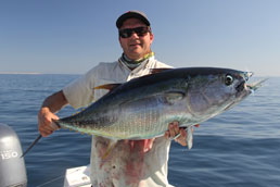 Tuna Spin Fishing